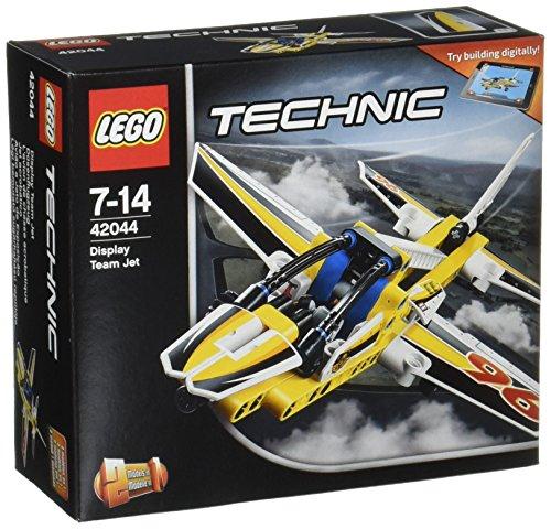LEGO - 42044 - L'Avion de Chasse Acrobatique