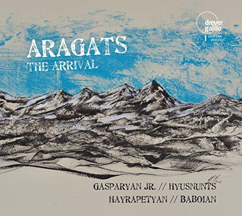 Aragats - The Arrival - Armenische Jazzmusik