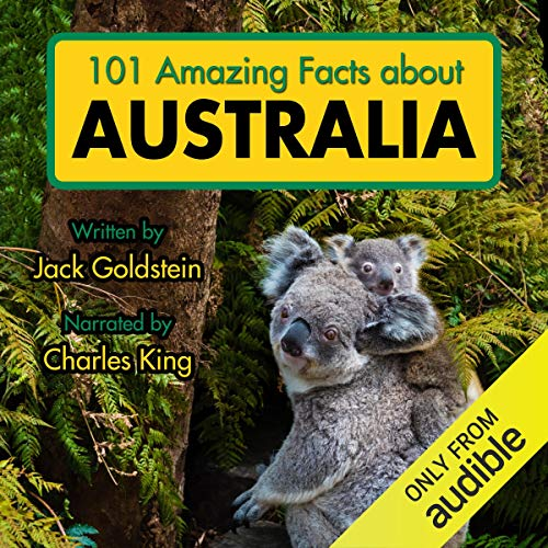 101 Amazing Facts About Australia cover art
