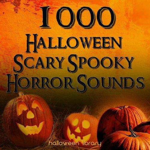 Halloween Scary Spooky Horror Sounds (401-420)