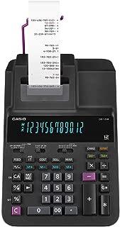 Calculadora com Bobina, Casio, 68424, Preto