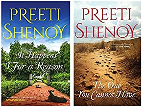 It Happens For A Reason + The One You Cannot Have (Set of 2 Books)