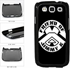 BleuReign(TM) Friend of Jimmy K Plastic Phone Case Back Cover Samsung Galaxy S3 I9300