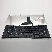 US Layout Notebook Keyboard forToshiba Satellite C650 C650D C655 C655D C660 C660D C665 C665D L550 L550D L650 L650D L655 L655D L670 L670D L675 L675D L770 L770D L750D L755 L755D B350 Series Black, Gloss