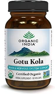 gotu kola hair oil