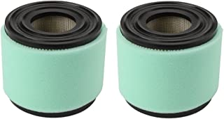 Milttor 2 Packs 393957 Air Filter 271794 Pre Filter Fit Briggs & Stratton 393957S 270782 390930 271794S John Deere LG393957S PT9334 7-18HP Engine