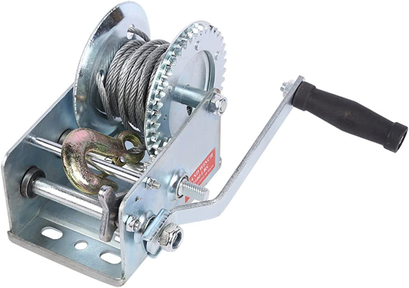 DFEO Challenge the lowest price of Japan Manual Winch Hand Crank Boa Gear New life Strap Trailer