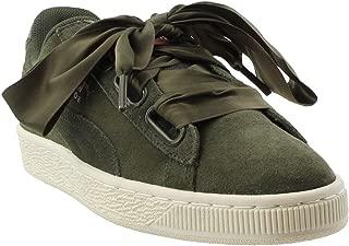 PUMA Women's Suede Heart Vr Ankle-High Fashion Sneaker