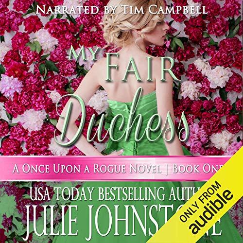 My Fair Duchess audiobook cover art