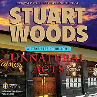 Unnatural Acts audiobook cover art