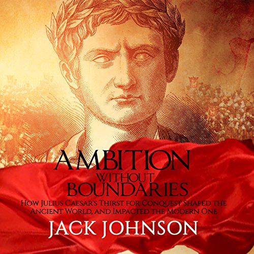 Ambition Without Boundaries audiobook cover art