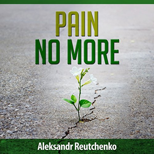 Pain No More audiobook cover art