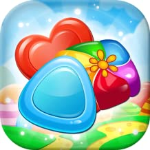 Sweet Candy - Classic Crush Match 3 Puzzle Adventure Game for Adults