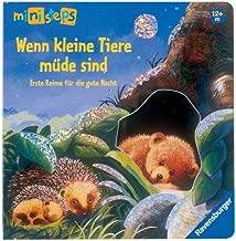 Ravensburger ministeps 04283 - Wenn Kleine Tiere müde sind - Erste Reime für die Gute Nacht