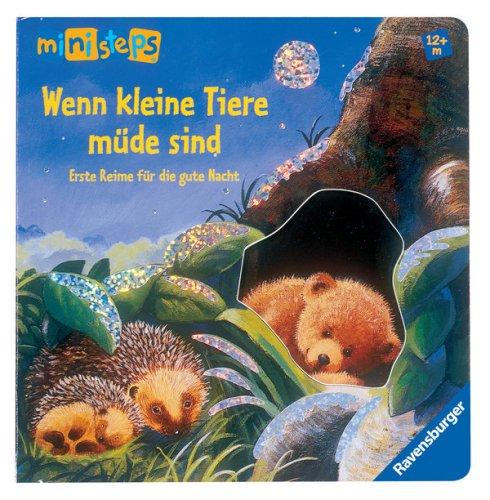 Ravensburger - ministeps 04283 8 - Livre de rimes \