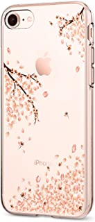 Spigen Liquid Crystal [2nd Generation] Designed for Apple iPhone 8 Case (2017) / Designed for iPhone 7 Case (2016) - Blossom