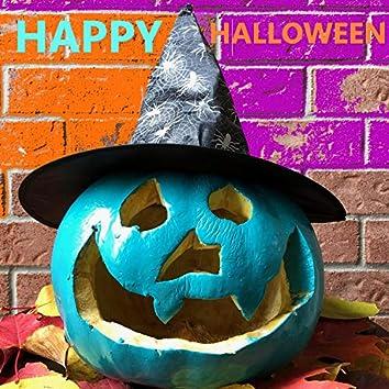 Happy Halloween (A Teal Pumpkin Dream)