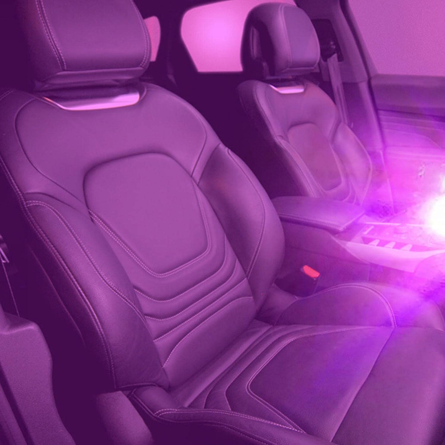 Interior Car Lights ,Car Accessories Car Led Lights ,USB Flexible Interior LED Show Romantic Atmosphere Star Night Projector for Cars,Bedrooms,Parties,etc