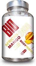 Bio-Synergy Body Perfect African Mango Extract Slimming Pills – 60 Capsules Estimated Price : £ 19,99