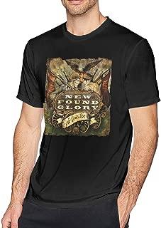 Mens Classic New Found Glory T-Shirts Black