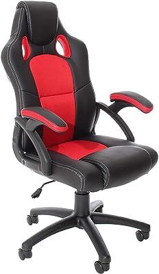 LE MANS Silla de oficina giratoria sillón escritorio estudio ...