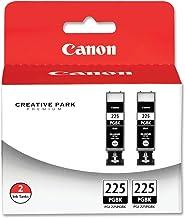 Canon PGI-225 Black Twin Pack Compatible to iP4820, MG5220, MG5120, MG6120, MG8120, MX882, iX6520, iP4920, MG5320, MG6220,...
