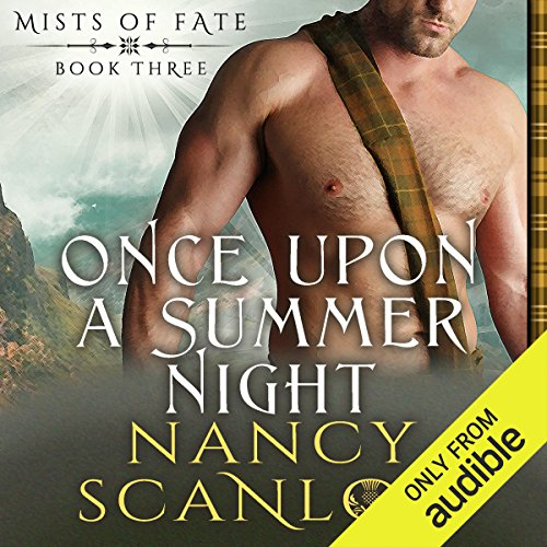 Once upon a Summer Night audiobook cover art