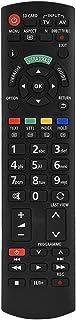 Bewinner N2QAYB000487 Fernbedienung für Panasonic Digital TV Ersatz Smart TV Fernbedienung TV Controller für Panasonic