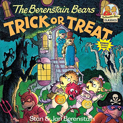 The Berenstain Bears Trick Or Treat First Time Books