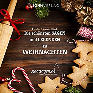 Weihnachtsmärchen und Sagen Titelbild