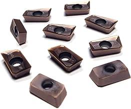 DZ Sales Carbide APMT1604 Milling Insert for Finish Machining 10 Pack