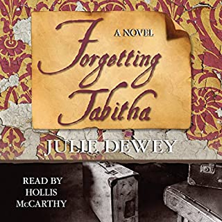 Forgetting Tabitha audiobook cover art
