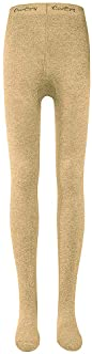 Ewers Baby- und Kinderstrumpfhose für Mädchen mit Glitzer, Made in Europe, Strumpfhose Baumwolle Uni Basic