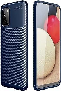 جراب Doao Xiaomi Mi 9 Lite من مادة TPU الناعمة للحماية من الصدمات متوافق مع ، غطاء ناعم ومتين لهاتف Xiaomi Mi 9 Lite Blue