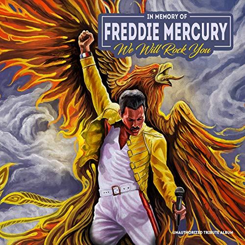 Queen-We Will Rock You/in Memory of Freddie Mercury