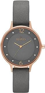 Skagen Women's Anita Leather Watch
