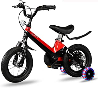 """TWTD-TYK Kid's Bike,Children's Bike, Kids Bike,Toddler Trainning Bikes in Size 12""""-18"""" Inch Children's Bicycle Suitable for 3-10 Years Old with Stand"""