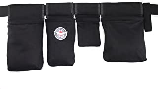 Detailer's Helper - The Ultimate Auto Detailing Tool Belt - Keep Your Auto Detailing Supplies Organized in Perfectly Sized Bags