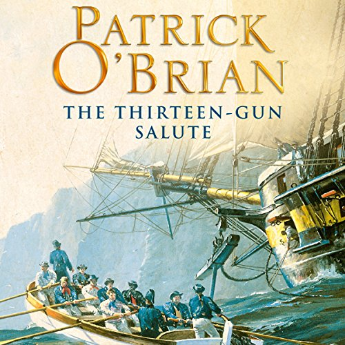 The Thirteen-Gun Salute cover art