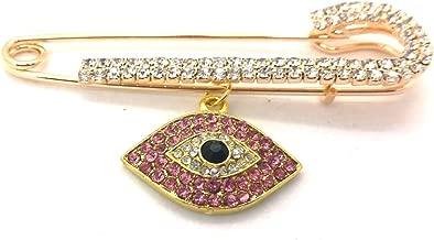 pink evil eye