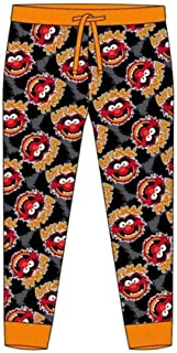 Mens Muppets Animal Lounge Pants Pyjama Bottoms