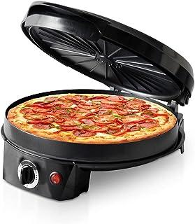 Saachi Pizza Maker 1200 Watts, Black