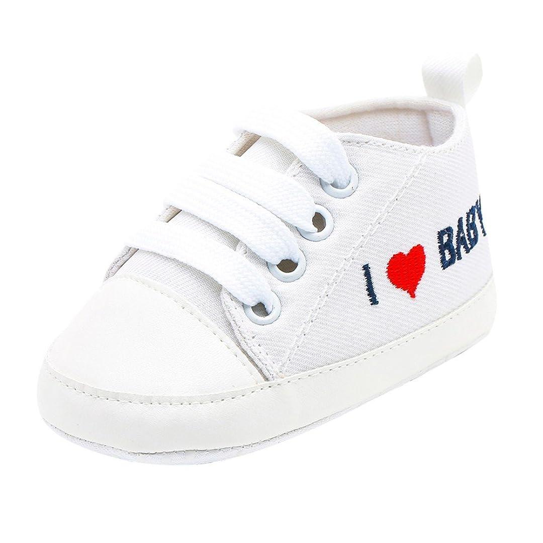 雪だるま虚弱ビート[Yochyan_子供靴] ベビーシューズ 可愛い 女の子 男の子 幼児シューズ 運動靴 スニーカー プリント レースアップ スポツー 柔らかい コットン 歩く練習 滑り止め カジュアル ファッション おしゃれ 日常着 11 12 13