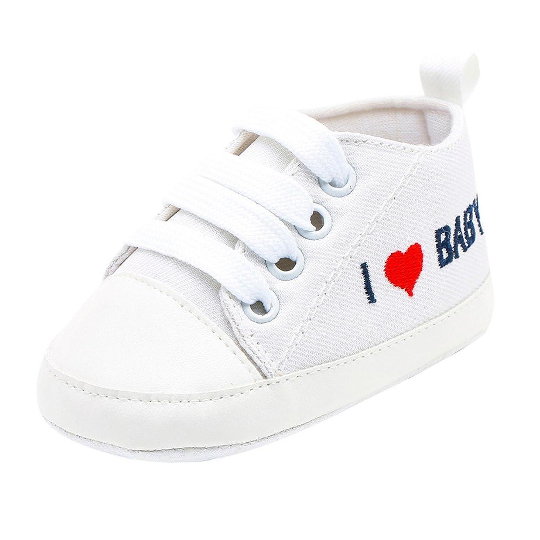 シーフードメロドラマティック反対した[Yochyan_子供靴] ベビーシューズ 可愛い 女の子 男の子 幼児シューズ 運動靴 スニーカー プリント レースアップ スポツー 柔らかい コットン 歩く練習 滑り止め カジュアル ファッション おしゃれ 日常着 11 12 13