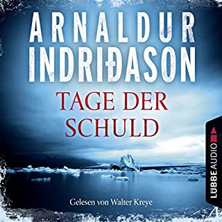 Tage der Schuld                   By:                                                                                                                                 Arnaldur Indriðason                               Narrated by:                                                                                                                                 Walter Kreye                      Length: 4 hrs and 48 mins     Not rated yet     Overall 0.0