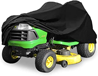 North East Harbor Deluxe Riding Lawn Mower Tractor Cover Fits Decks up to 62