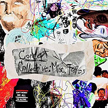Concept Collective: The Miscellaneous Tapes