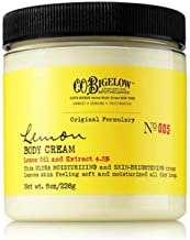 C.O. Bigelow Lemon Body Cream 8.0 oz by C.O. Bigelow