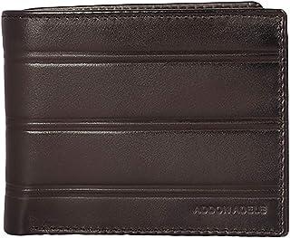 addon adele Brown Bi-Fold Men's Wallet