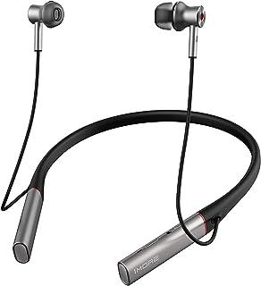 1More E1004BA-SV Dual Driver BT ANC In-Ear Wireless Bluetooth-hörlurar, grå